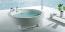 Outdoor Massage Bathtub