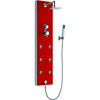 Wall Glass shower panel