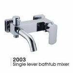 Bathtub & shower facuet
