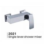 Shower mixer faucet