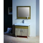 Bath Cabinet with two doors