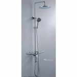 Wall-Mounted shower pipe