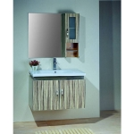 Hanging Cabinet with right Mirror Cabinet